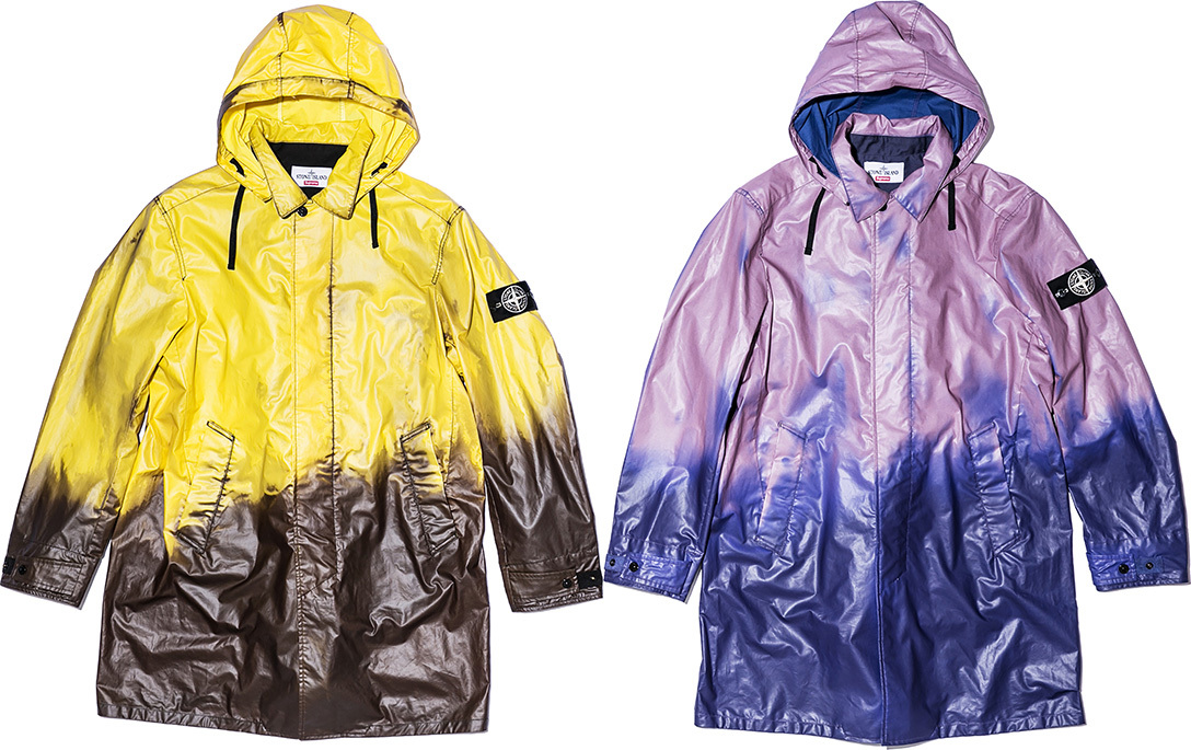 e2d8e4f290 Supreme and Stone Island Collaboration for SS16 | Street Waves